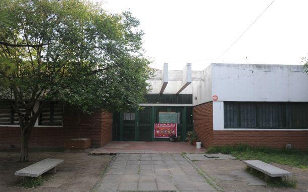 La escuela ubicada en las inmediaciones de Grandoli y Gutiérrez