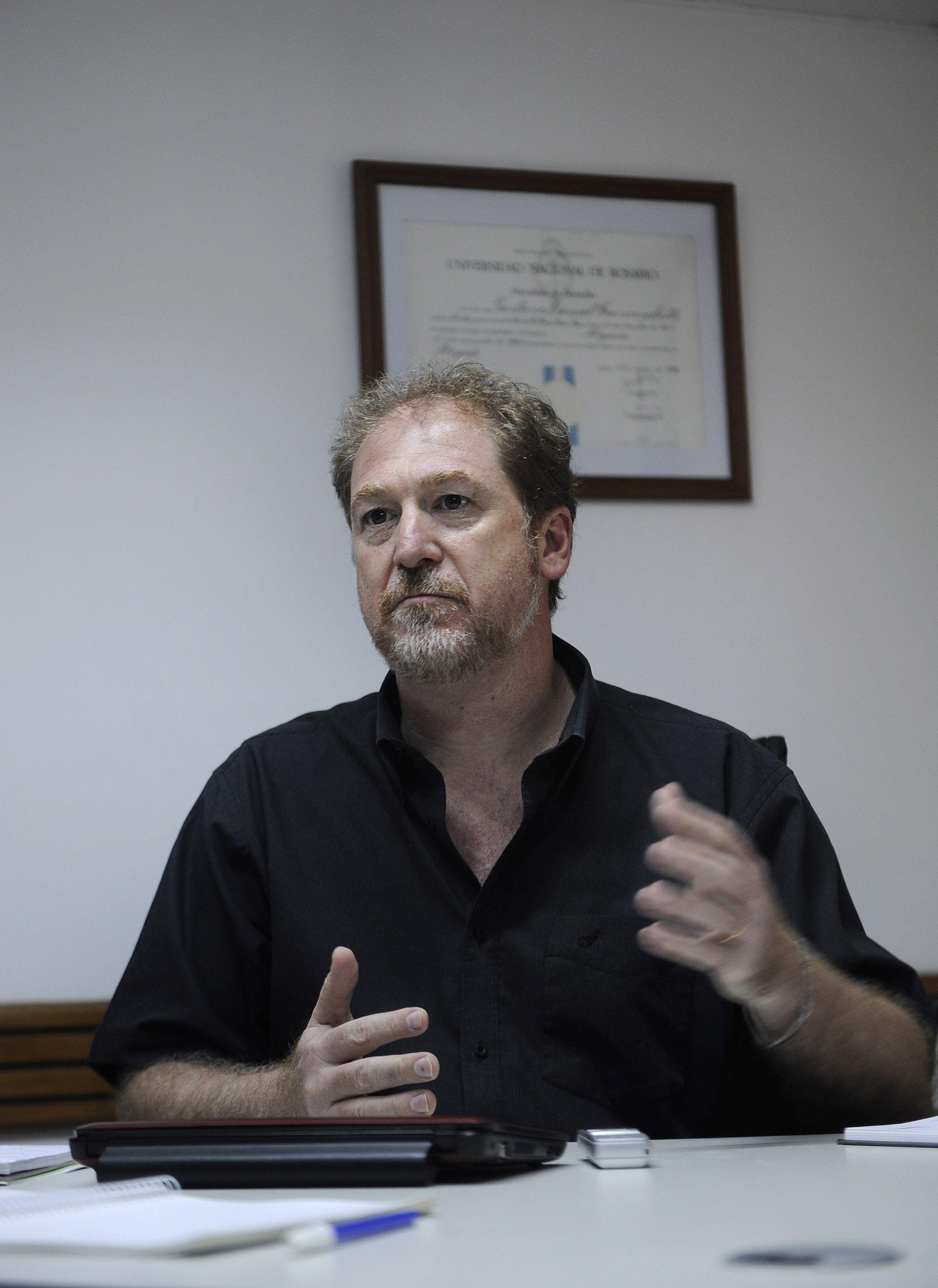 El defensor regional Gustavo Franceschetti cuestionó el procedimiento.