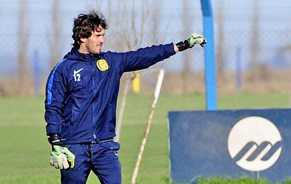 De arranque. El Melli García jugará su primer partido en el torneo.