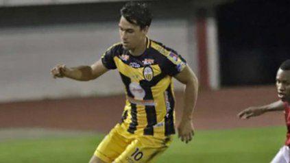 Michael Covea, el volante ofensivo venezolano de 27 años que llegó a Central.