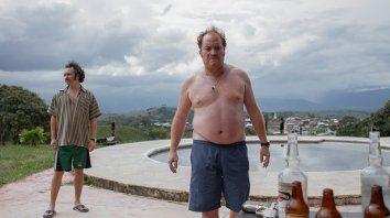 """La película, una comedia negra del colombiano Carlos Moreno, tiene como protagonista a Don Oscar (Christian Tappan, """"El señor de los cielos"""", """"Narcos""""), un mafioso que perdió su poder territorial."""