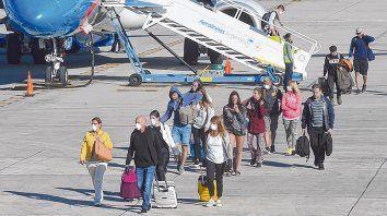Son varios los vuelos programados para repatriar a los argentinos varados.