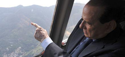 Berlusconi está furioso por el fallo que le quita inmunidad