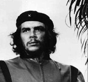 La mítica imagen del guerrilero argentino-cubano.