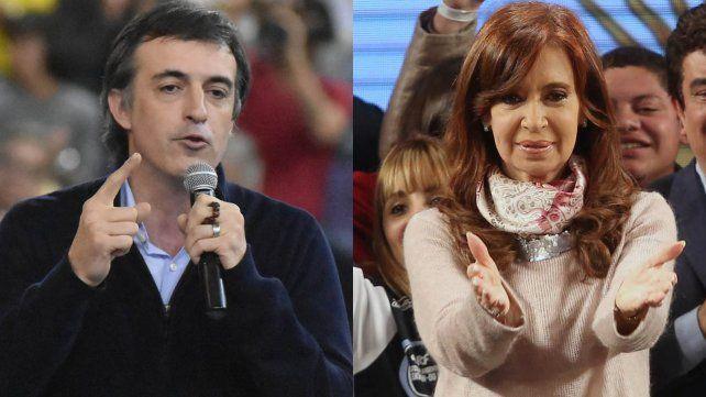 Cambiemos le gana por cuatro puntos la pulseada a Cristina Kirchner en Buenos Aires
