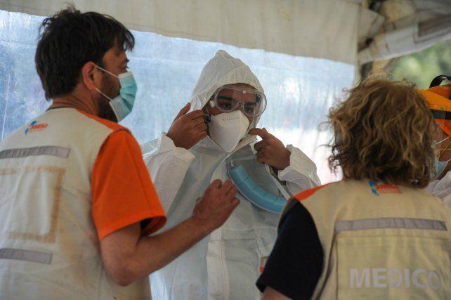 Coronavirus: Rosario superó pro primera vez los mil casos en un día y la provincia de Santa Fe los 2 mil