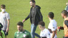 Un pleno. El Kily González, quien se fue masticando bronca de la cancha de Platense, pondrá el mayor potencial con San Lorenzo.
