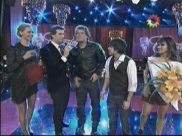 El Teto Medina, segundo eliminado en Cantando 2011