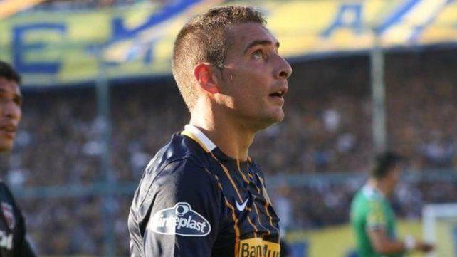 Marco Ruben no jugará ante Sarmiento para acompañar a su abuelo atacado en un asalto