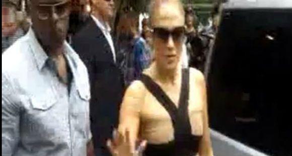 Jennifer Lopez no se quiso ir sin conocer Palermo Hollywood