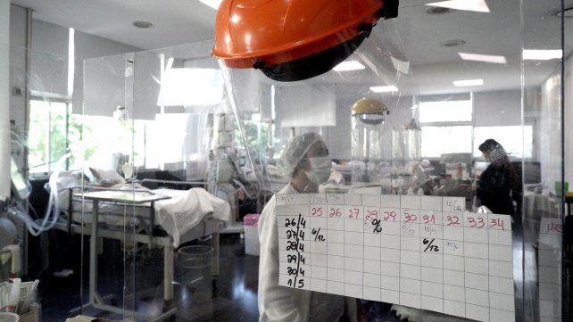 Coronavirus: reportaron 39.652 nuevos casos en Argentina, el récord desde que empezó la pandemia