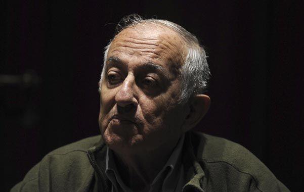 Juan Goytisolo obtuvo ayer el premio Cervantes 2014.