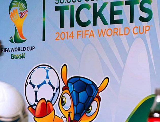 Argentina es uno de los que más entradas reservó para el Mundial