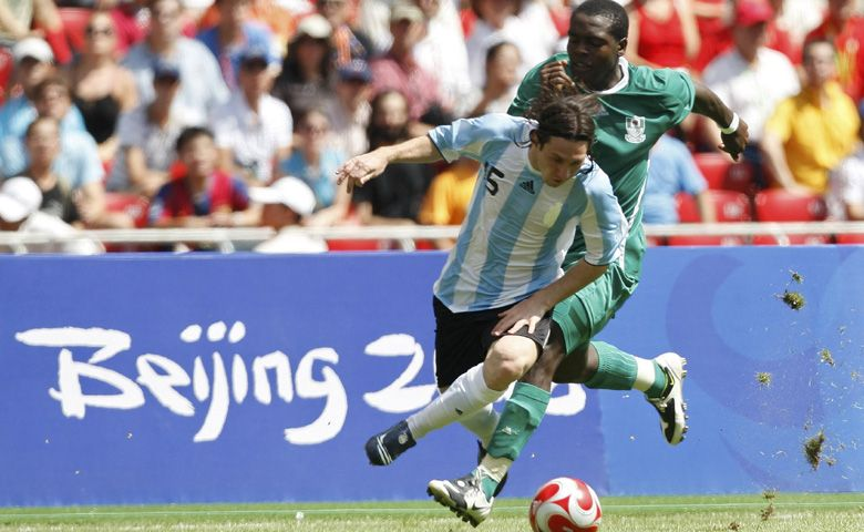 Con un golazo de Di María, Argentina retuvo el oro olímpico en fútbol