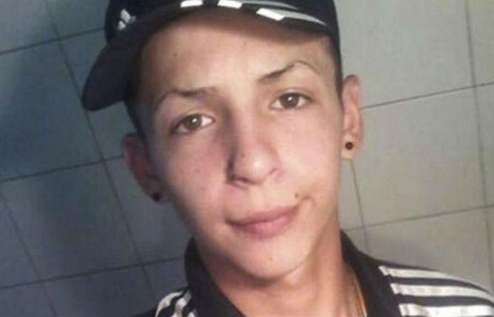 Penoso. Nicolás Verdala había sido operado de urgencia hace varios días.
