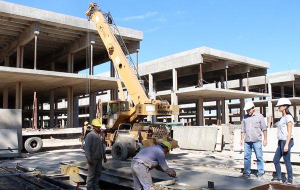 Galassi destacó la construcción de la segunda etapa del hospital de alta complejidad de Reconquista.