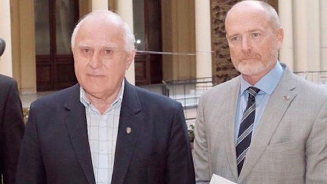 El enviado. El gobernador Miguel Lifschitz encomendó al fiscal de Estado provincial