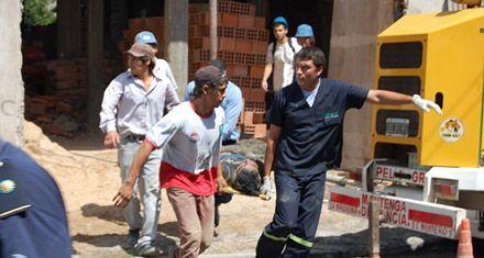 Corrientes: mueren ocho albañiles por un derrumbe en una obra