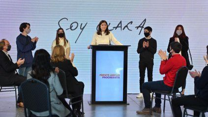 Clara García presentó la lista del FAP en un acto donde se trasmitió el legado de Hermes Binner y Miguel Lifschitz.