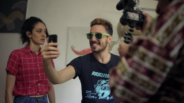 Martín Slipak en su rol de influencer en Pepper