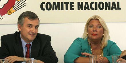 La UCR y la Coalición Cívica acuerdan presentarse como alternativa en 2009