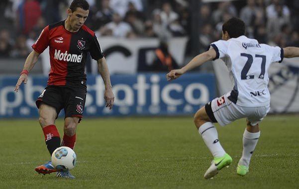Maxi viene siendo la manija del equipo de Alfredo Berti. (Foto: F. Guillén)