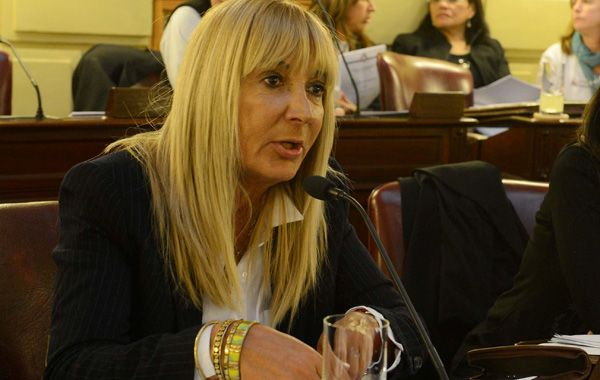 La senadora nacional del PRO afirma que el escrutinio provisorio los da ganadores a ellos.