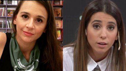 Cinthia Fernández: El colectivo de Actrices Argentinas es K-K