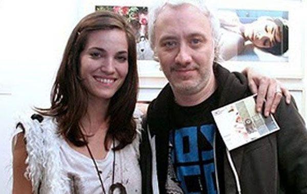 Andy Kusnetzoff y la modelo Florencia Fabiano se separaron.