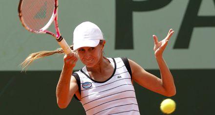 Gisela Dulko debutó con un triunfo en el abierto de Roland Garros