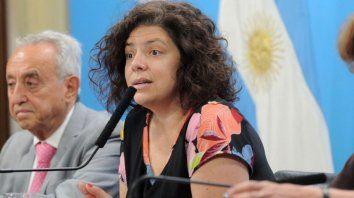 Carla Vizzotti, destacó la estabilidad de nuevos casos reportados en el Amba, donde el miércoles se registraron el 95% de los positivos de todo el país.