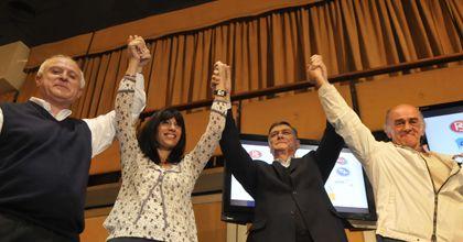 El socialismo volvió a ganar en Rosario, pero obtuvo sólo el 28 por ciento de los votos