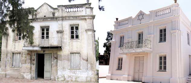 El edificio de más de 100 años fue restaurado con fondos que aportó la Nación.