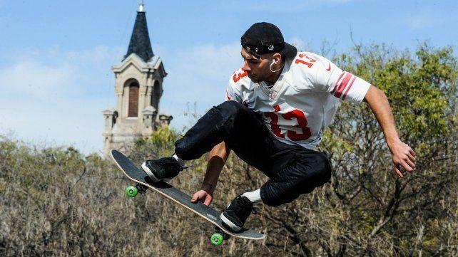 Skaters: infinitas maneras de sentirse libre
