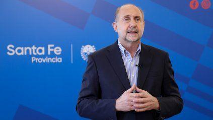 El gobernador Omar Perotti habló a través de Santa Fe Canal y anticipó que la provincia inició las gestiones paras comprar vacunas.