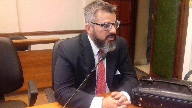 El fiscal Andrés Marchi realizó la investigación.