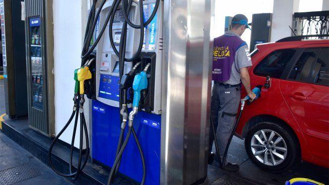 La nafta sumó e l tercer incremento en lo que va del año.