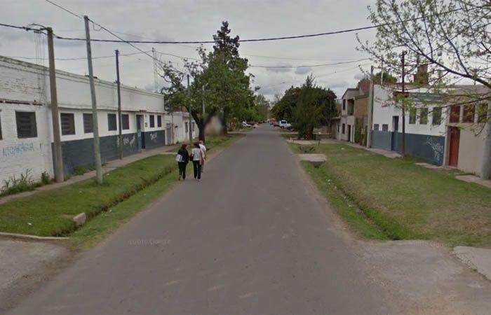 La zona donde se ubica el colegio San Pablo