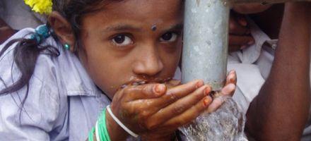 Enfermedades relacionadas con el agua matan 42 mil personas semanalmente en el mundo