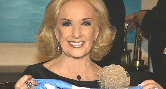 Mirtha Legrand: Juana está muy herida