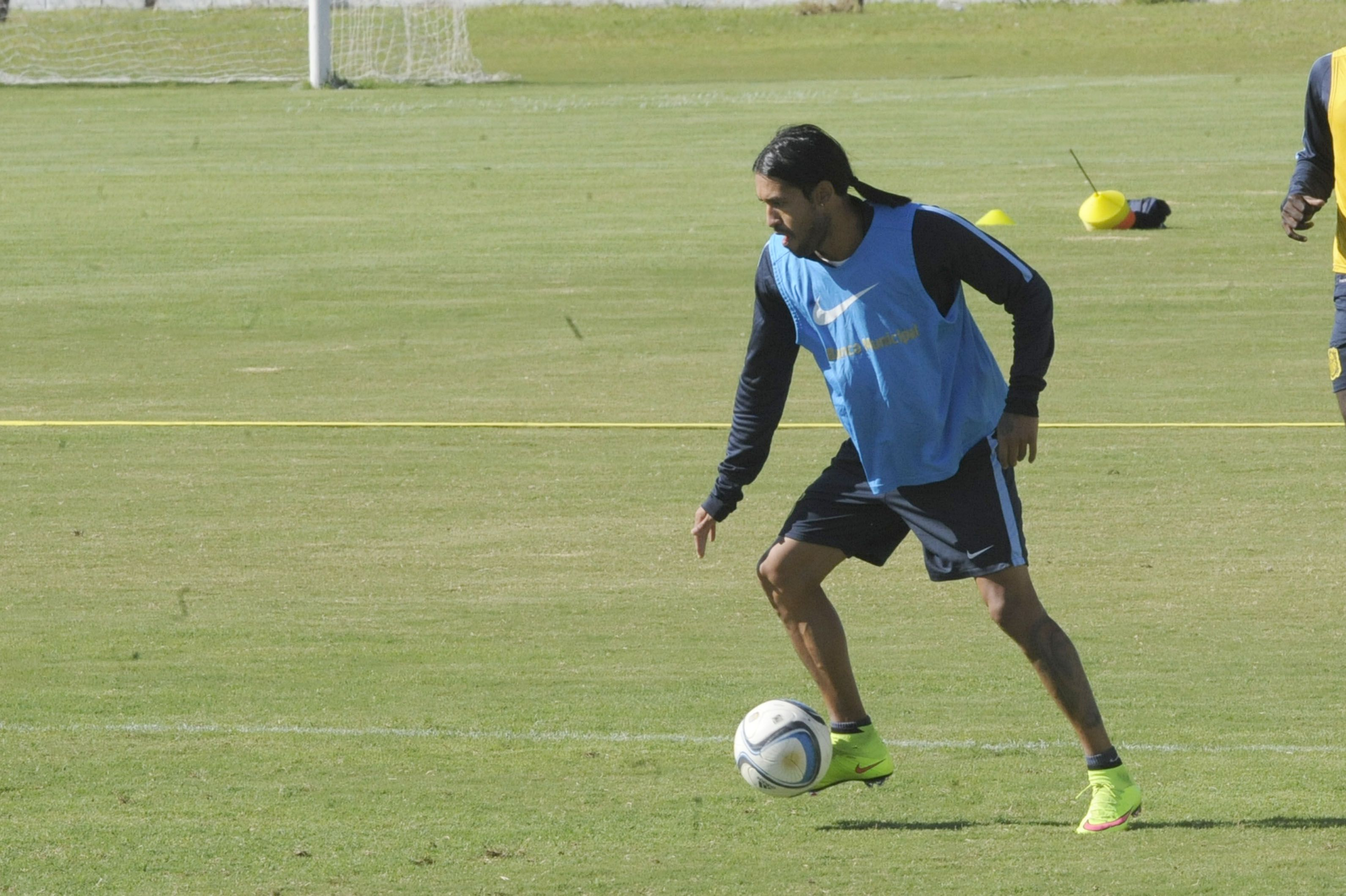 Será el segundo partido como titular de Gustavo Colman en el torneo.