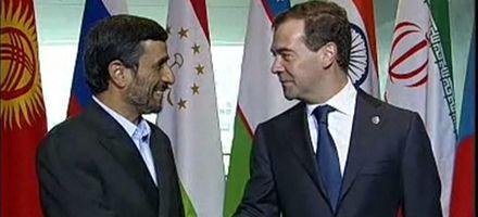 Ahmadineyad acusa a Occidente del fracaso en conflictos mundiales