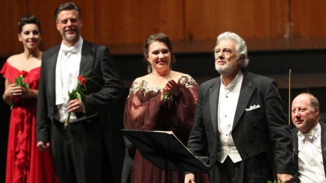 Plácido Domingo recibe una ovación de pie en el Festival de Salzburgo