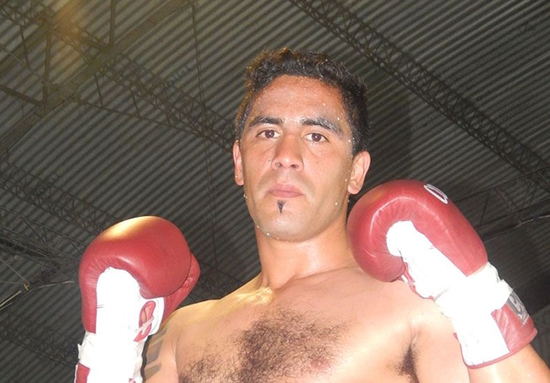 El rival. Fabio Barros nación en Arrecifes