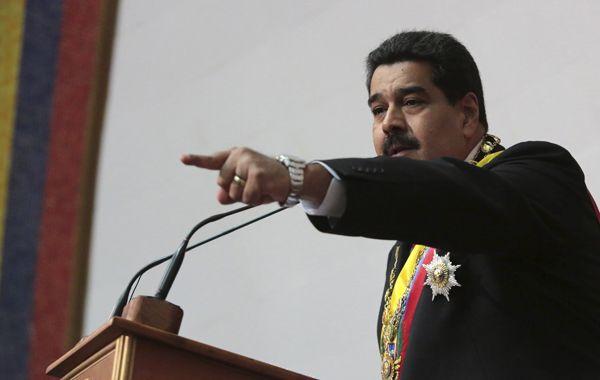 Tras el pedido de Maduro