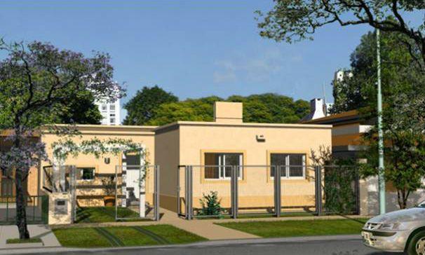 El modelo. Varios diseños de viviendas son ofrecidos en la página web de la Ansés.