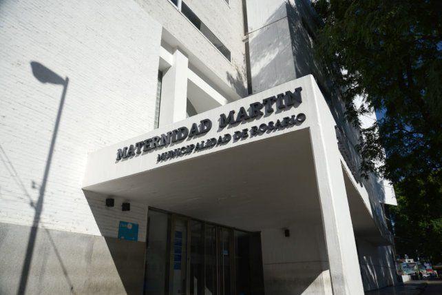 MATERNIDAD MARTIN. Uno de los efectores con inconvenientes.