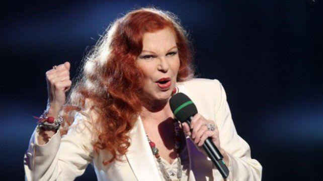 Milva marcó una época en la canción popular de Italia.