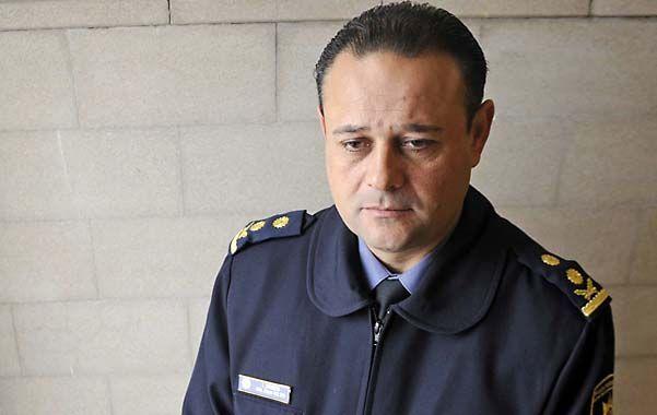 El jefe. El titular de la Policía de Investigaciones será Luis Bruschi