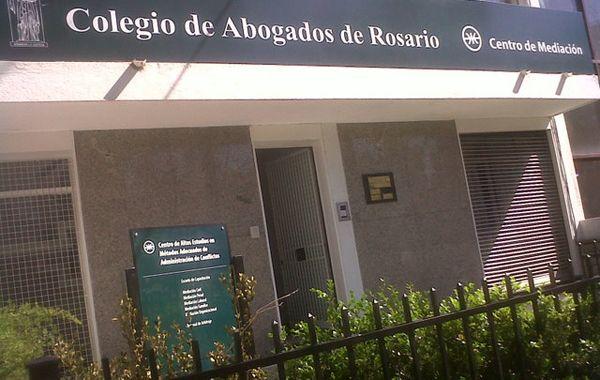 El Colegio de Abogados mostró su enérgico rechazo a las amenazas contra el juez Vienna